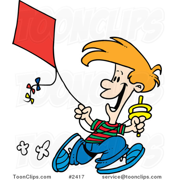 cartoon boy flying a kite 3 2417 by ron leishman kite clip art png kite clip art black white