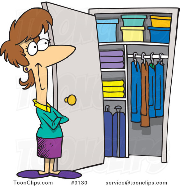 cartoon lady with a clean closet 9130 by ron leishman clip art baseball bat clip art baseball free