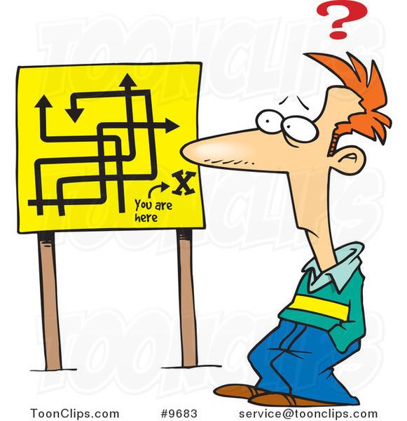 Cartoon Confuse...
