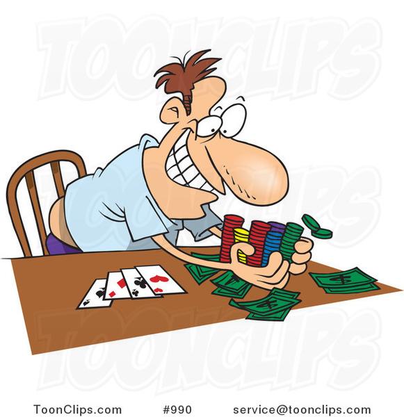 strip poker clips