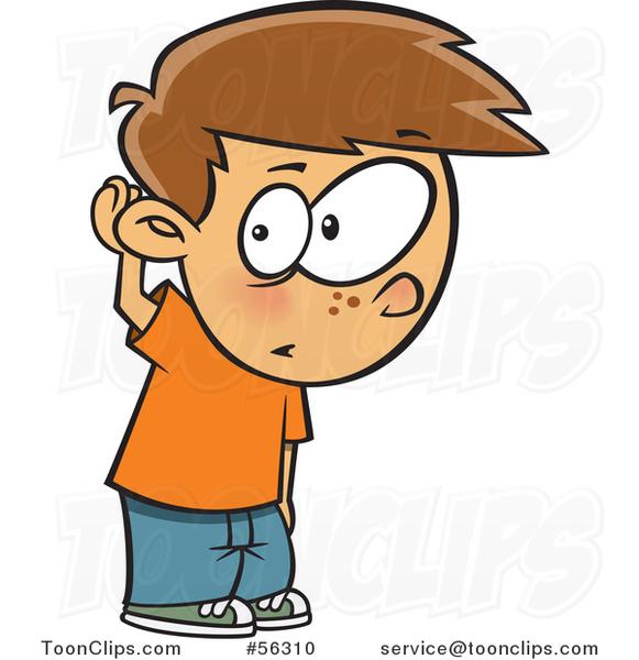 Listening Ears Cartoon | www.imgkid.com - The Image Kid ...