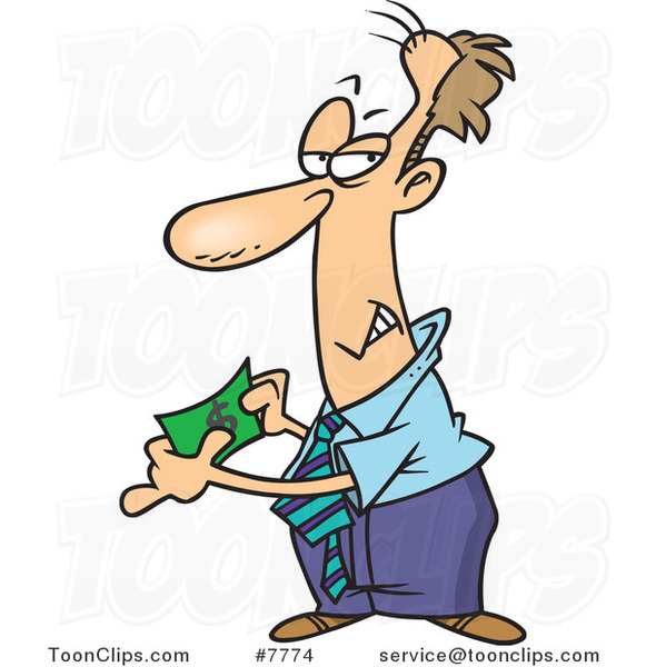 cartoon business man holding fake money 7774 by ron leishman free animated thanksgiving clipart free animated thanksgiving clipart