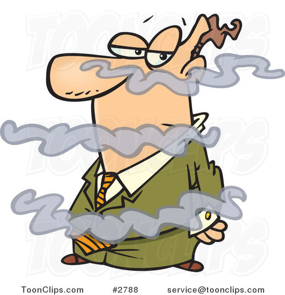 cartoon business man in a fog 2788 by ron leishman children clip art images fathers and children children clip art images liturgy