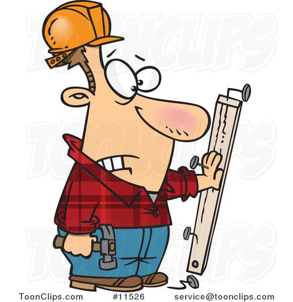 cartoon carpenter images 2