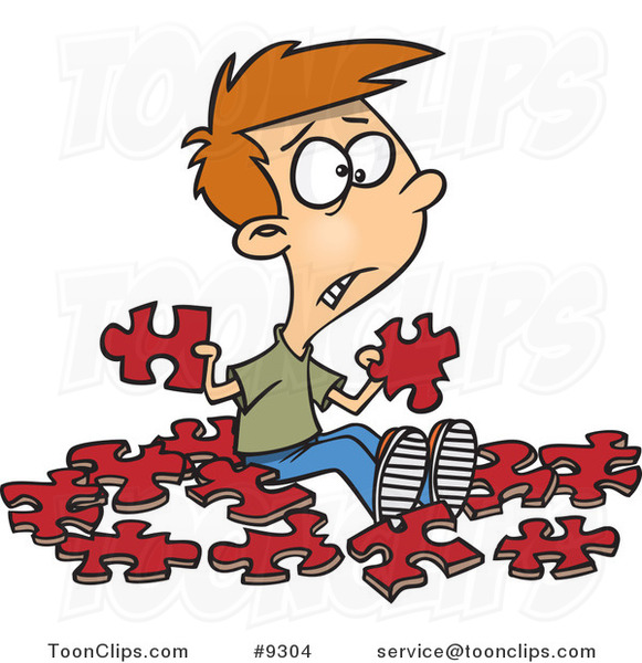 El juego de las imagenes-http://toonclips.com/600/cartoon-confused-boy-with-similar-puzzle-pieces-by-ron-leishman-9304.jpg
