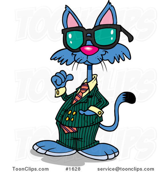 cartoon-cool-cat-wearing-shades-by-toona