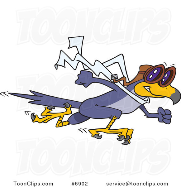 Cartoon Fast Falcon
