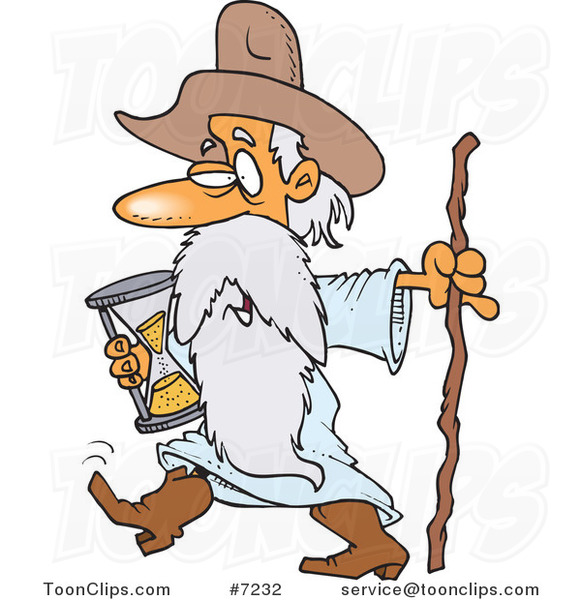 Father time clip art