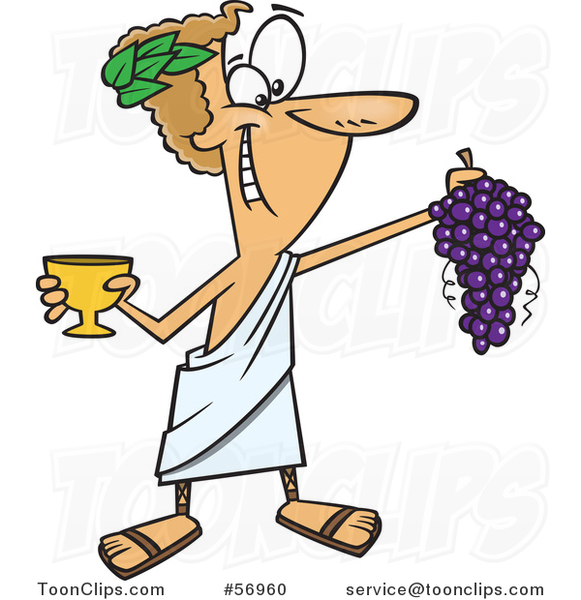 an analysis of dionysus as the god of wine Dionysus was a god of resurrection and he was modern followers of dionysus may offer the god wine j 'dionysus reimagined' in the myth of analysis.