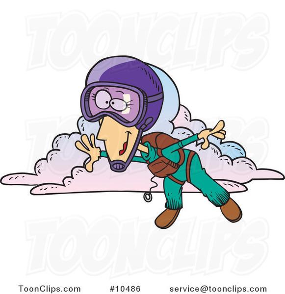 El juego de las imagenes-http://toonclips.com/600/cartoon-skydiving-lady-by-toonaday-10486.jpg