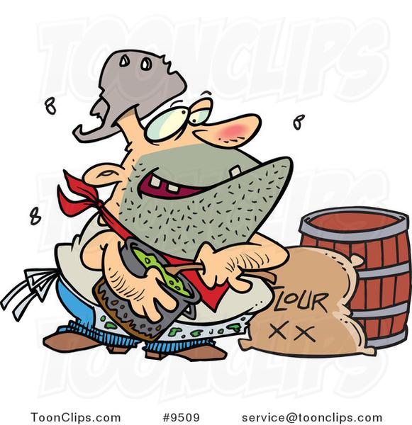 El juego de las imagenes-http://toonclips.com/600/cartoon-stinky-camp-cook-by-ron-leishman-9509.jpg