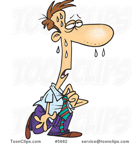 cartoon hot and sweaty business man 5682 by ron leishman man walking clipart gif guy walking clipart